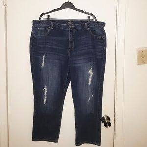 3b9e0729a4f Women s Jennifer Lopez Plus Size Jeans on Poshmark